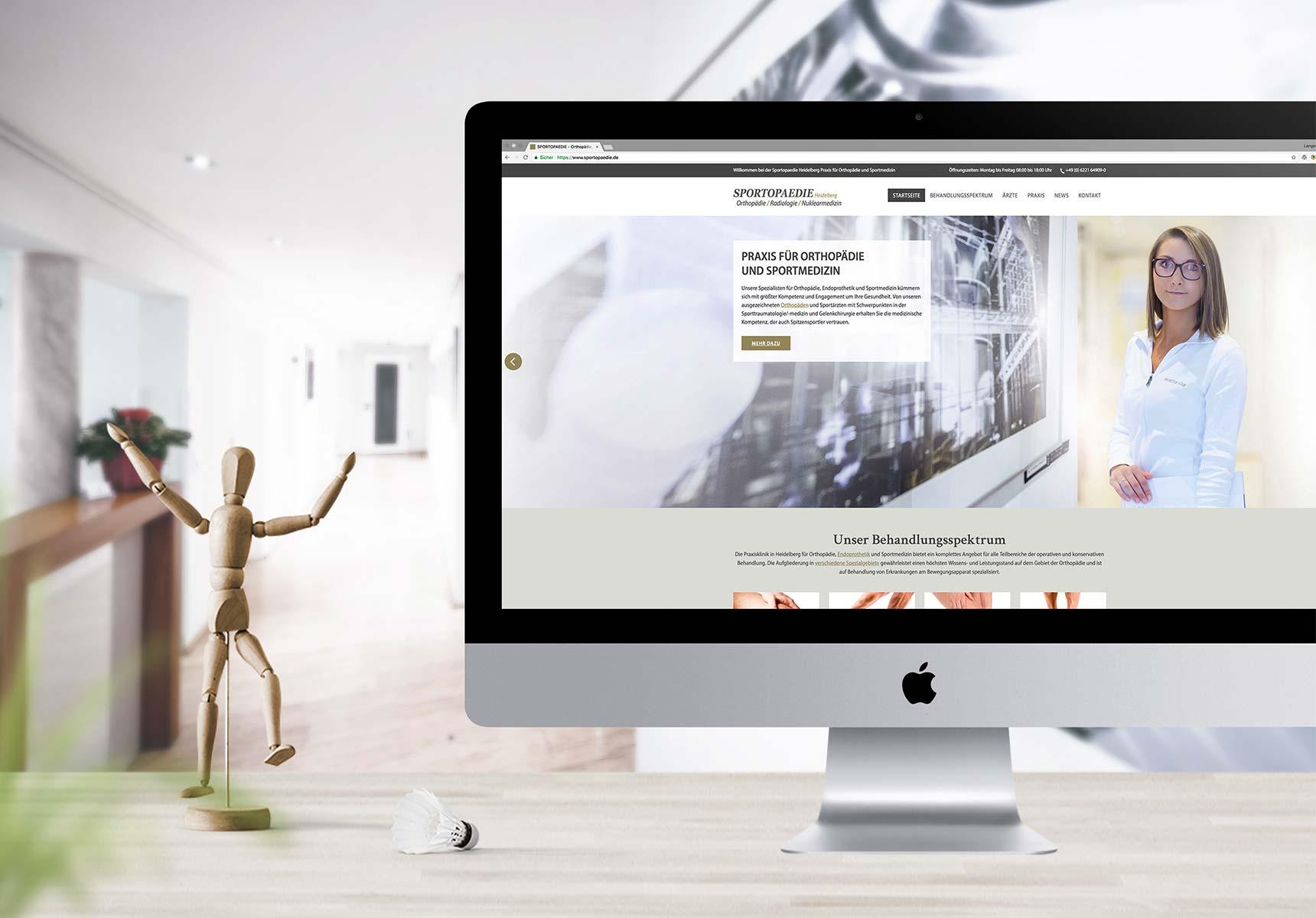 lr praxismarketing sportopaedie praxis webseite arzt 4 - Langenstein & Reichenthaler - Agentur für Praxismarketing